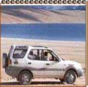 Jeep Safari in Ladakh Tour