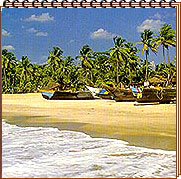 Beach Tours of India, Beach Holiday Destination