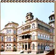The Palace Wankaner