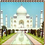 About Taj Mahal Architecture