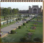 Charbagh - The Taj Garden