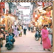 Shopping in Taj City Tour