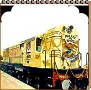 Destinations of Palace on Wheels tour