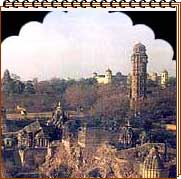 Palace on Wheels - Chittorgarh